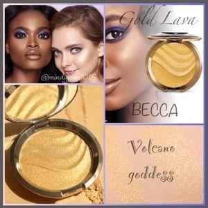 BECCA VOLCANO GODDESS 💫 GOLD LAVA